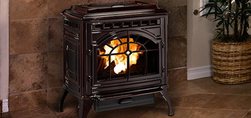 Stoves Quadra Fire Pellet Stove