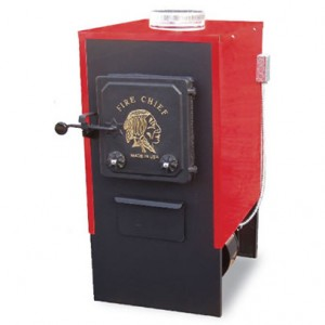 Fire Chief Fc300 Indoor Wood Furnace Seed Pellet