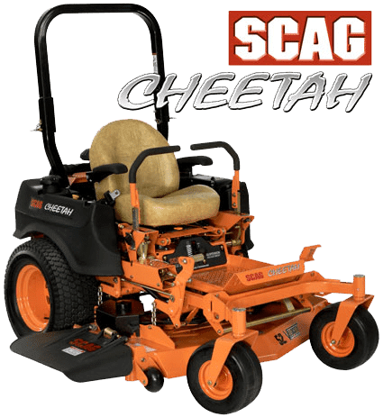 CHEETAH+MOWER
