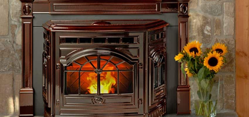 Quadra-Fire Castile Pellet Stove Insert - Quadra-Fire Castile Pellet Stove Insert €� Seed €� Pellet Stoves
