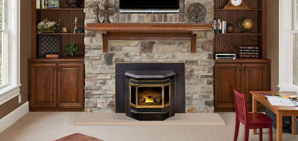 Quadra-Fire Insert – Seed – Pellet Stoves – Wood Stoves – Lawn ...