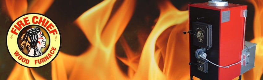 Fire Chief Wood Furnace
