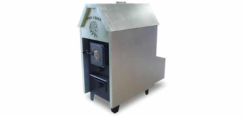 Fire Chief FCOS2200D Outdoor Wood Furnace – Seed – Pellet Stoves ...