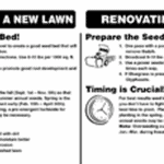 Lawn Seeding Instructions