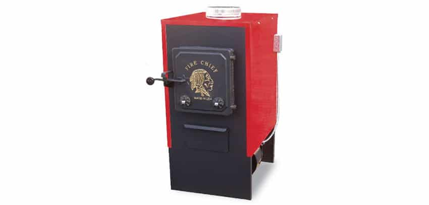 Fire Chief Wood Furnace – Seed – Pellet Stoves – Wood Stoves – Lawn ...